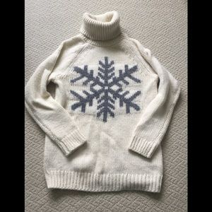Gap Snowflake Adorable Sweater❄️